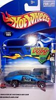 Hot Wheels Side Kick  2002-105 (CP22)