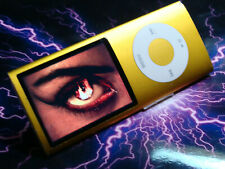 Yellow iPod™ Nano 4th Gen 8GB - NEW BATTERY - Your iPod_Wizard