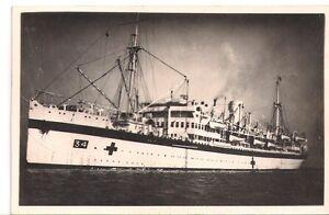 Hospital - Ship - ABA 1939