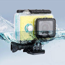 Diving 60M Underwater Waterproof Case for Xiaomi Yi Sports Action Camera Clear