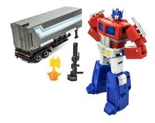 Deformation toys DX9 X34W commander class white optimus prime with carriage
