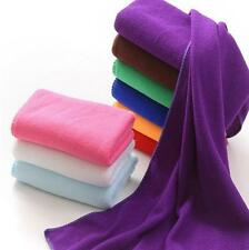 Higher Quality Thicken Microfiber Cleaning towel Car Wash Clean Cloth CO 30x70cm