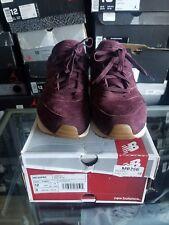 New Balance M530PRC Supernova Red Suede Gum Bottom Classic Sneaker  size 12