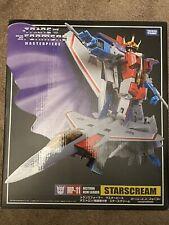 MP-11 Starscream MISB Transformers Masterpiece Takara NEW Authentic