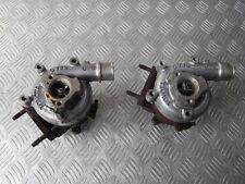 JDM 87-99 Supra Aristo JZA70 MK3 2jz 1G MA70 CT12 C2 Twin Turbo Chargers OEM