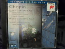 Chopin-piano concerto 1 & 2-Nakamura/FISTOULARI-Licad/p