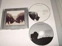 U2  Best of 1990-2000 & b-sides  2 cd - 2002  31 TRACKS   Ex Condition