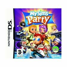 "Jeu DS ""MY SIMS PARTY"""