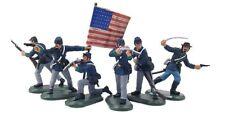 Civil War Toy Soldiers Britains Deetail NEW IRISH BRIGADE Union Infantry 1/32