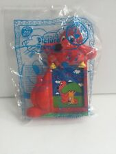 Subway Kids Pack Clifford The Big Red Dog Plastic Picture Frame NIP PBS 2001