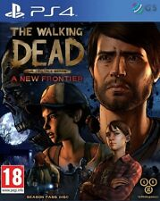 The Walking Dead A New Frontier Season Pass Disc PS4 * NEW SEALED PAL *