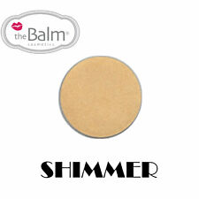 theBalm Eye Shadow Pan - #12 - Pale gold with shimmer