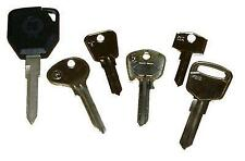Classic Jaguar XJ 1968-1994 Coupe Car Key Cut for your car NOT A BLANK!
