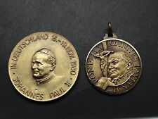 Medalla soportable u. medalla Juan Pablo II 1980 (4916)