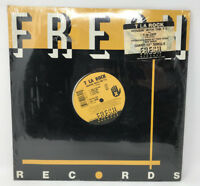 """Todd Terry / T La Rock Housin' With The T's Vinyl Record 1989 House Music 12"""""""