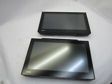 Qty 2 Toshiba 6149 5cr Pos Display 156 Touch Screen Lcd Monitors T9 C10