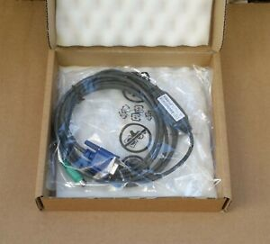 IBM KVM CABLE PS/2 3m kit IBM GENUINE 31R3131 31R3144 41X4106 31R3130 ( NEW )