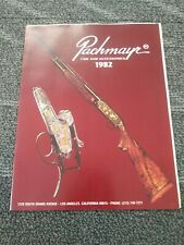 1982 Pachmayr Catalog