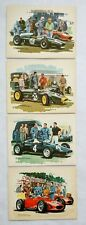 The Motor Grand Prix Cars of 1960 F1 Guide BRM Ferrari Lotus Cooper Climax