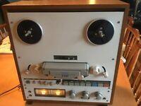 1980 teac x-10R reel to real