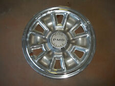 "1967 67 Pontiac Hubcap Rim Wheel Cover Hub Cap 15"" DISC BRAKE OEM USED 5006"