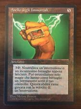 Ring of Immortals // Legends // MTG Magic the Gathering // Italian See Picture