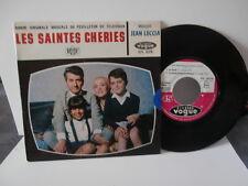 """b.o.tv""""les saintes cheries""""jean leccia""""ep7""""or.fr.vogue:epl9378.biem de 1965."""