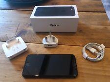 Apple iPhone 7 - 128GB - Black (O2)