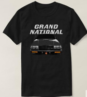 Buick Grand National T-Shirt 100% Cotton Size M-3XL US Men's Clothing Trend 2019
