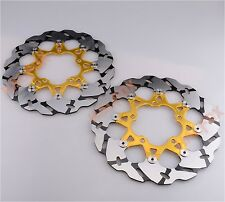 Front Brake Disc Rotor For Suzuki GSXR600/750 2006-2007 GSXR1000 2005-2008