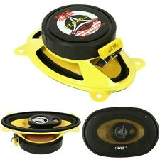 Pyle PLG463 3-Way 10.16 x 15.24 cm Car Speaker