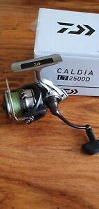 Daiwa CALDIA LT 2500D  - Top Zustand