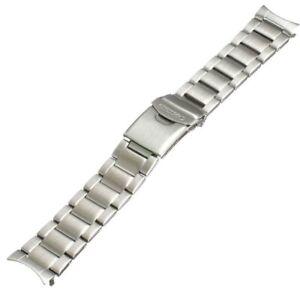 Seiko Watch Band Field Watch SNZG03K SNZG13K 7S36-03H0 7S36-03J0 Metal Bracelet