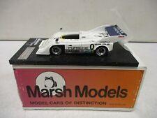 Marsh Models 1973 Vasek Polak 917/10 Jody Scheckter 1/43