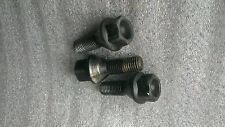 1x 17mm GENUINE BMW Single ALLOY WHEEL BOLT E90 E46 E87 E60 E82 E92 E93 E61 M3