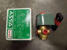 ASCO Red Hat Valve 8320A186 GAS SOLENOID VALVE 120VAC 24/60