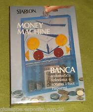 "Contamonete MONEY MACHINE BANK by ""STARLON"" distribuzioni ""DITRON""_introvabile!"