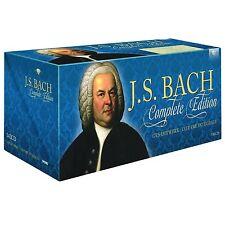 Complete Edition (New) 142 CD NUOVO Bach, Johann Sebastian