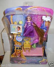 #2393 NRFB Mattel Disney Tangled (Rapunzel) Tower Treasures Doll Playset