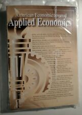 Applied Economics, AEJ, October 2017