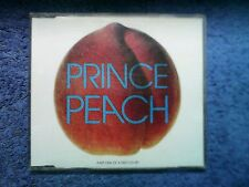 PRINCE - PEACH - PART ONE OF A TWO - MAXI-CD (sehr gut erhalten)😀