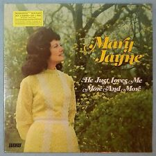 Mary Jayne - He Just Loves Me More and More (LP, 1972) New