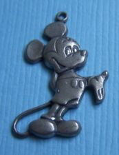 Disney sterling charm Vintage Mickey Mouse