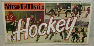 Strat-O-Matic HOCKEY GAME : 1995 - 1996 NHL Season, Card Sets 26 Teams