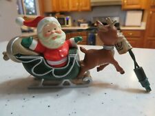 Vintage 1989 Rudolph The Red Nosed Reindeer-Magic-Works