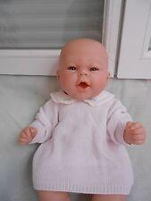 brassière avec col pour bébé naissance ou reborn 48cm