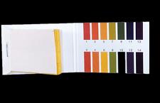 80 Teststreifen Streifen ph Test Strip Wassertest Indikator Papier Stück Lackmus