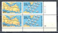 US Stamp (L2326) Scott# 1937-1938, Mint NH OG, Nice Plate Block