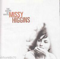 MISSY HIGGINS The Sound Of White CD
