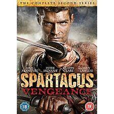 Spartacus Vengeance Complete Series 2 DVD